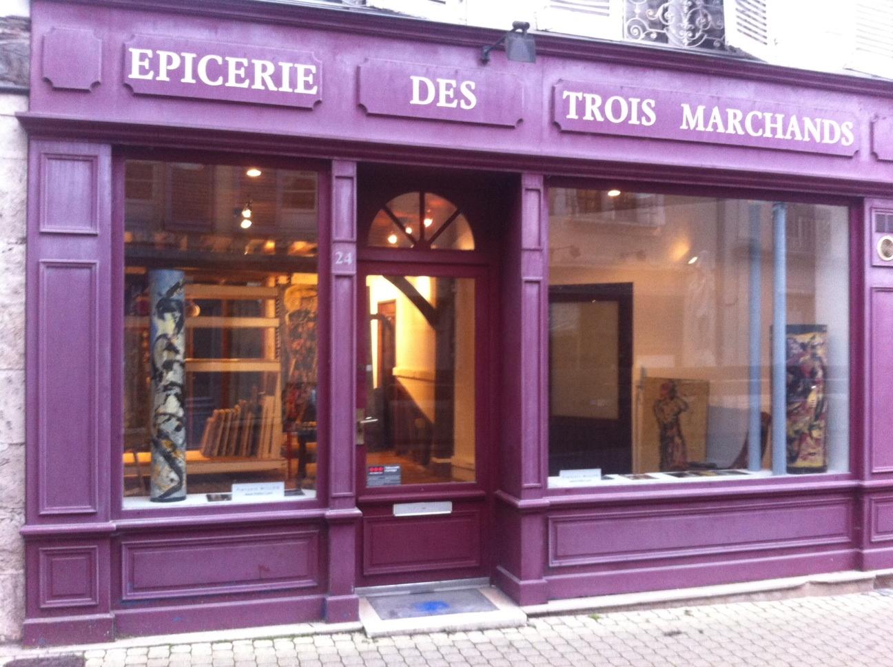 Millon 24 rue des trois marchands 41000 Blois 33 2 54 79 16 19 millonpeintures@gmail.com